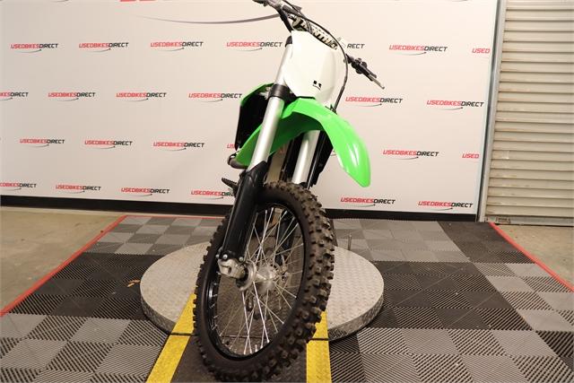 2018 Kawasaki KX 450F at Used Bikes Direct