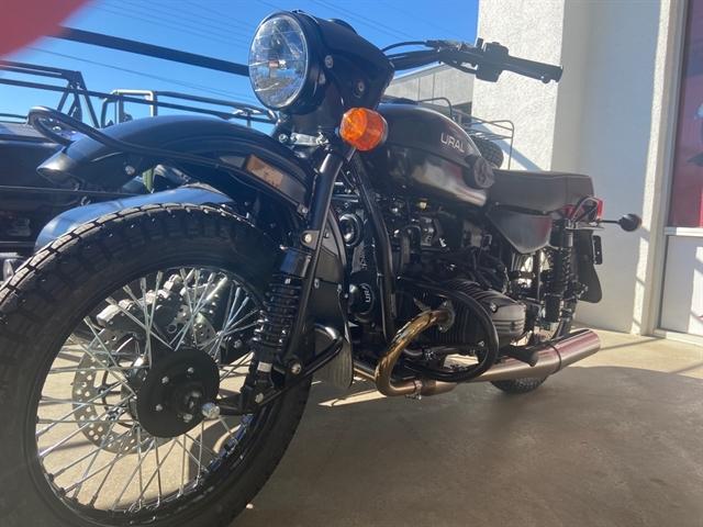 2021 Ural Motorcycles GEAR UP  FLAT BLACK GEAR UP  FLAT BLACK at Youngblood RV & Powersports Springfield Missouri - Ozark MO