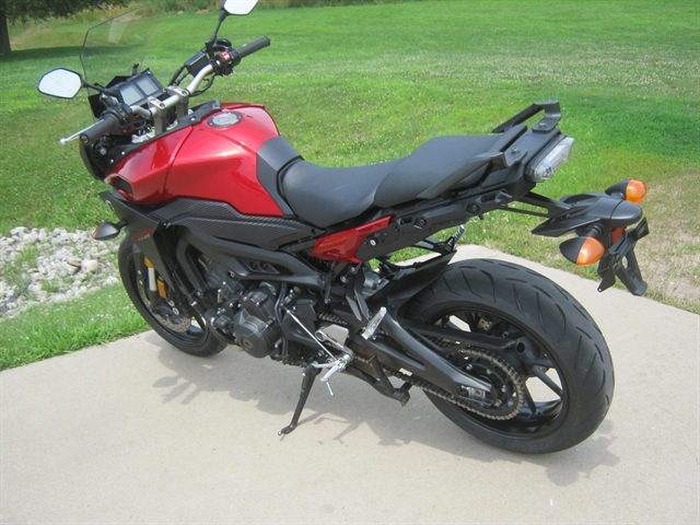 2015 Yamaha FJ-09 at Brenny's Motorcycle Clinic, Bettendorf, IA 52722