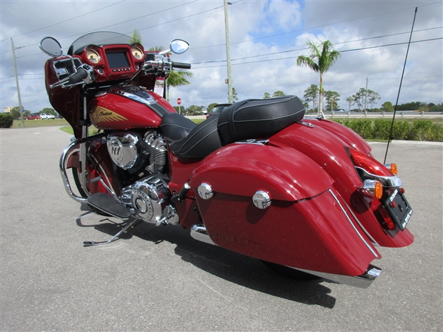 2018 Indian Chieftain Classic at Stu's Motorcycles, Fort Myers, FL 33912