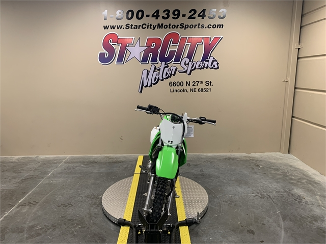 2021 Kawasaki KLX 140R at Star City Motor Sports