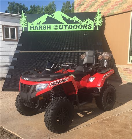 2017 Arctic Cat Alterra 1000 TRV XT at Harsh Outdoors, Eaton, CO 80615