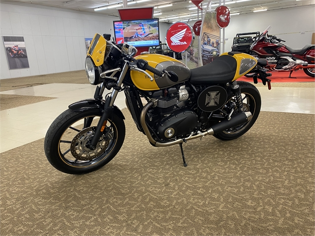 2017 Triumph Street Cup Base at Columbia Powersports Supercenter
