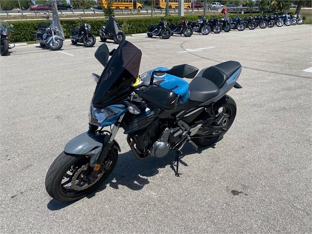 2019 Kawasaki Z650 ABS at Fort Myers