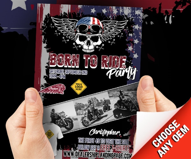 2018 ANYTIME Born to Ride Powersports at PSM Marketing - Peachtree City, GA 30269