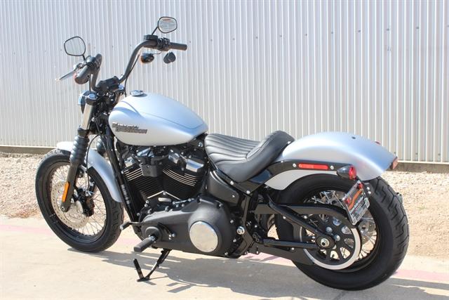 2020 Harley-Davidson Softail Street Bob at Gruene Harley-Davidson