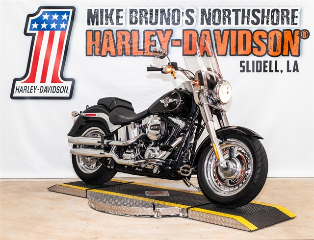 2016 Harley-Davidson Softail Fat Boy at Mike Bruno's Northshore Harley-Davidson