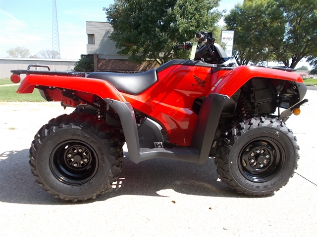 2020 Honda FourTrax Rancher 4X4 Automatic DCT IRS EPS at Nishna Valley Cycle, Atlantic, IA 50022