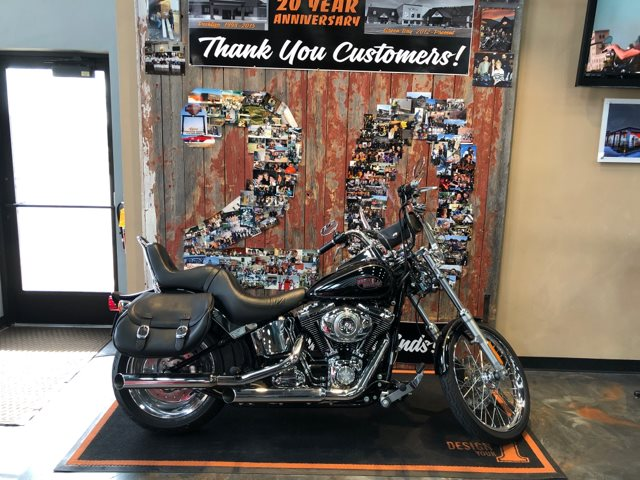2009 Harley-Davidson Softail Custom at Vandervest Harley-Davidson, Green Bay, WI 54303
