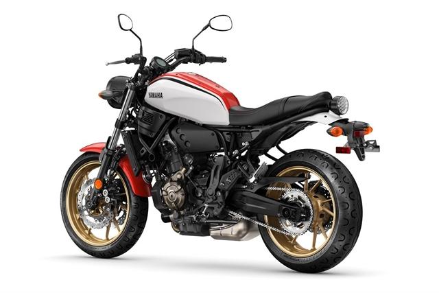 2021 Yamaha XSR 700 at Lynnwood Motoplex, Lynnwood, WA 98037