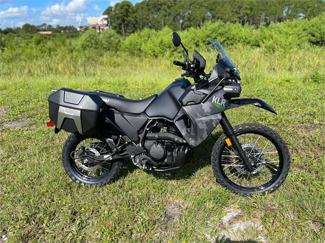 2022 Kawasaki KLR 650 Adventure at Powersports St. Augustine
