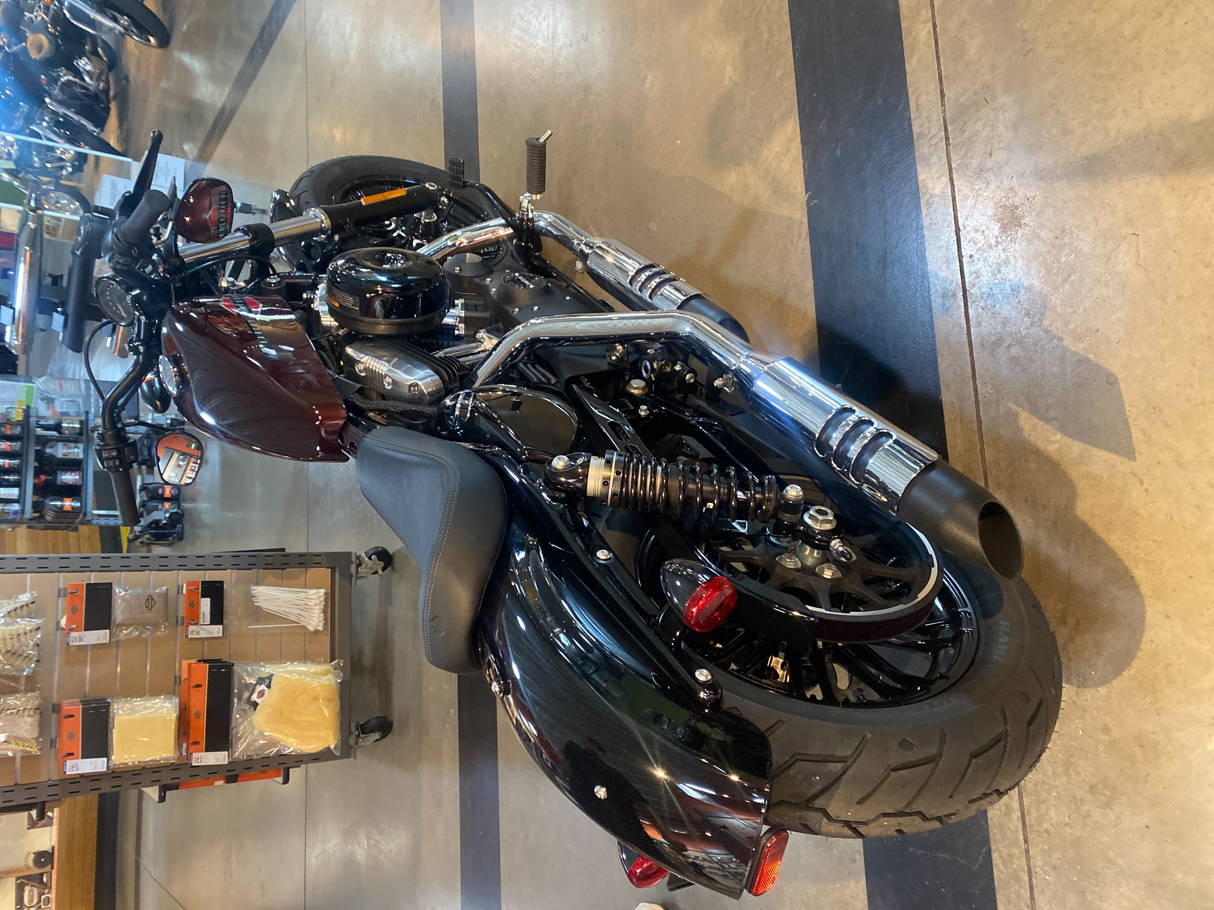 2021 Harley-Davidson Street XL 1200X Forty-Eight at Outpost Harley-Davidson