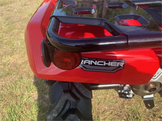 2021 Honda FourTrax Rancher 4X4 at Powersports St. Augustine