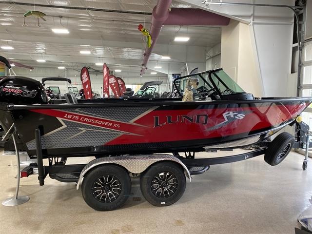 2021 LUND 1875 CROSSOVER XS at Pharo Marine, Waunakee, WI 53597