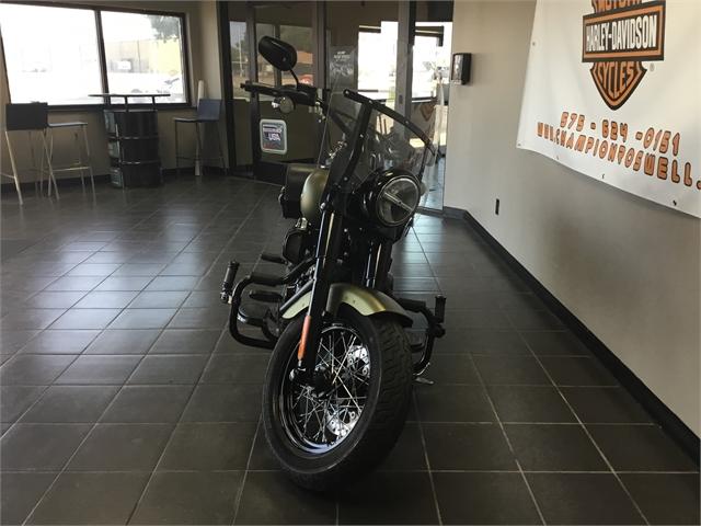 2016 Harley-Davidson S-Series Slim at Champion Harley-Davidson