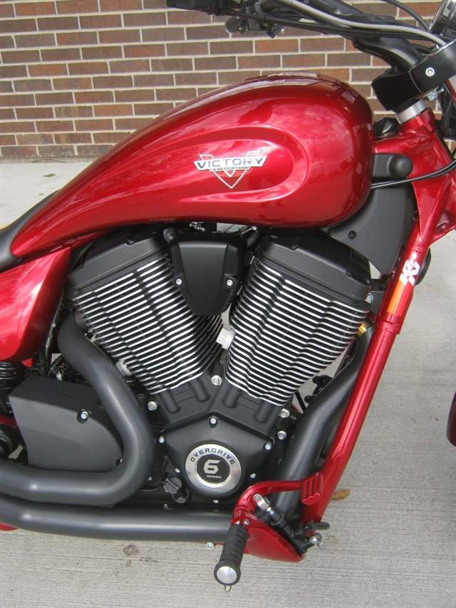 2016 Victory Motorcycles Vegas at Brenny's Motorcycle Clinic, Bettendorf, IA 52722