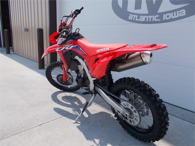 2022 Honda CRF 450X at Nishna Valley Cycle, Atlantic, IA 50022