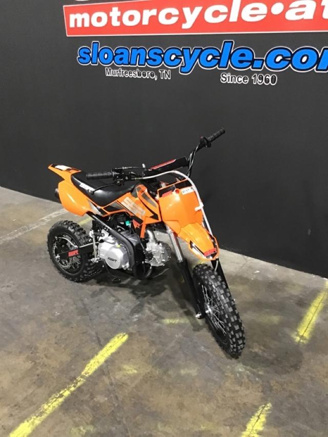 2021 SSR SRN110 SEMI SRN110SEMI-21-OR at Sloans Motorcycle ATV, Murfreesboro, TN, 37129