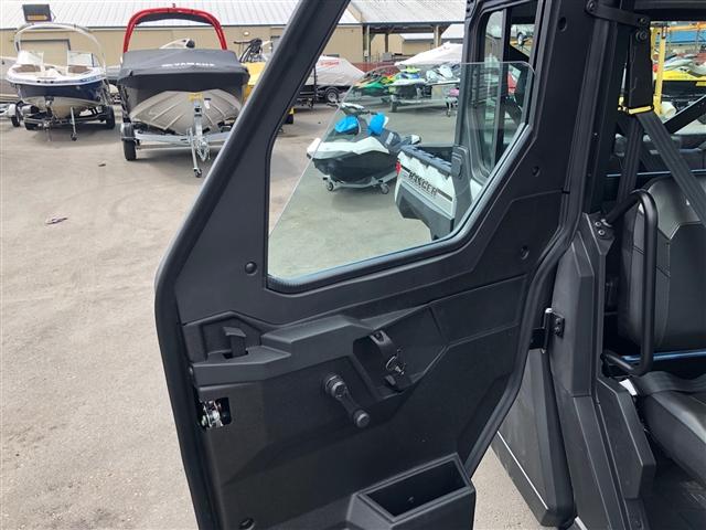 2019 POLARIS RANGER CREW NORTHSTAR WITH RIDE COMMAND at Lynnwood Motoplex, Lynnwood, WA 98037
