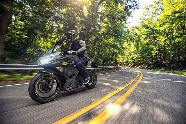 2021 Kawasaki Ninja 400 ABS at ATVs and More