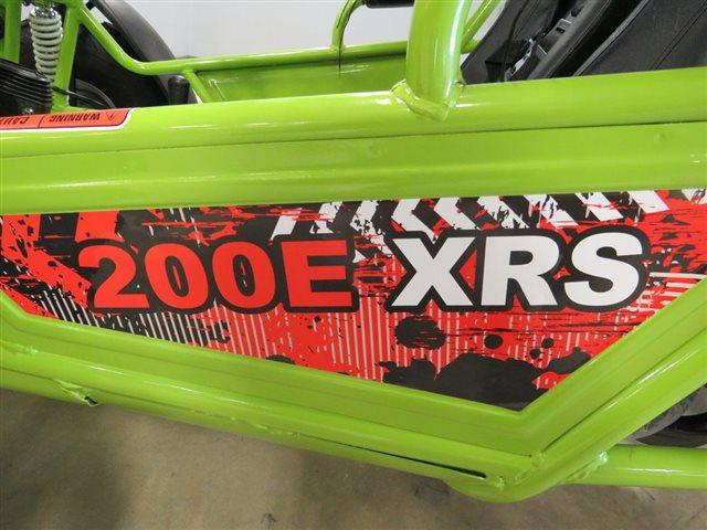 2021 TRAILMASTER XRS 200E at Sky Powersports Port Richey