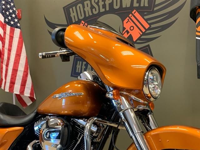 2014 Harley-Davidson Street Glide Base at Loess Hills Harley-Davidson