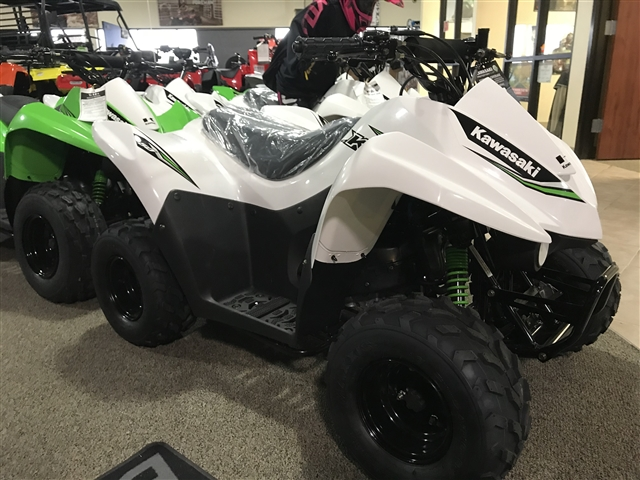 2019 Kawasaki KFX 50 at Dale's Fun Center, Victoria, TX 77904