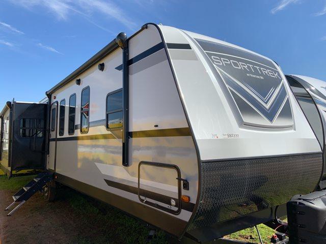 2019 Venture SportTrek 342VMB Mid Bunk at Campers RV Center, Shreveport, LA 71129