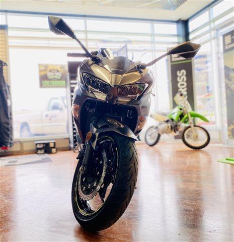 2021 Kawasaki Ninja 400 ABS at Rod's Ride On Powersports