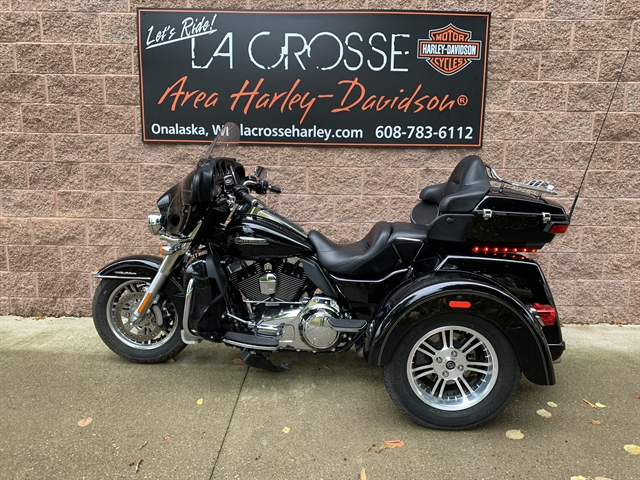 2015 Harley-Davidson Trike Tri Glide Ultra at La Crosse Area Harley-Davidson, Onalaska, WI 54650