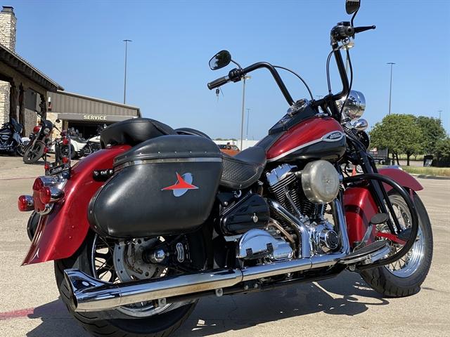 2007 Harley-Davidson Softail Springer Classic at Harley-Davidson of Waco