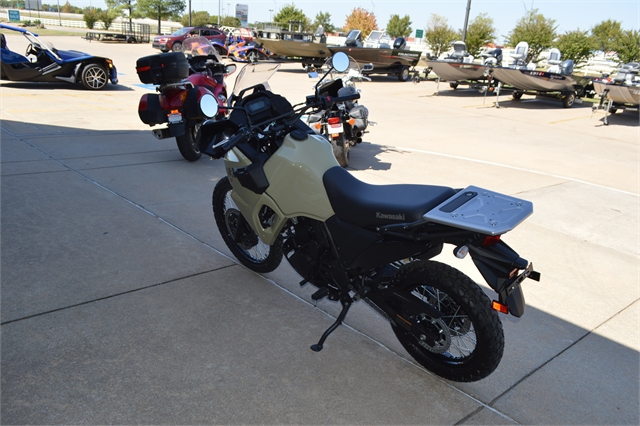 2022 Kawasaki KLR 650 ABS at Shawnee Honda Polaris Kawasaki