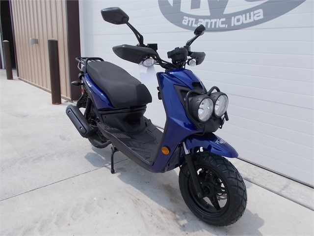 2021 Wolf Brand Scooter RUGBY II at Nishna Valley Cycle, Atlantic, IA 50022