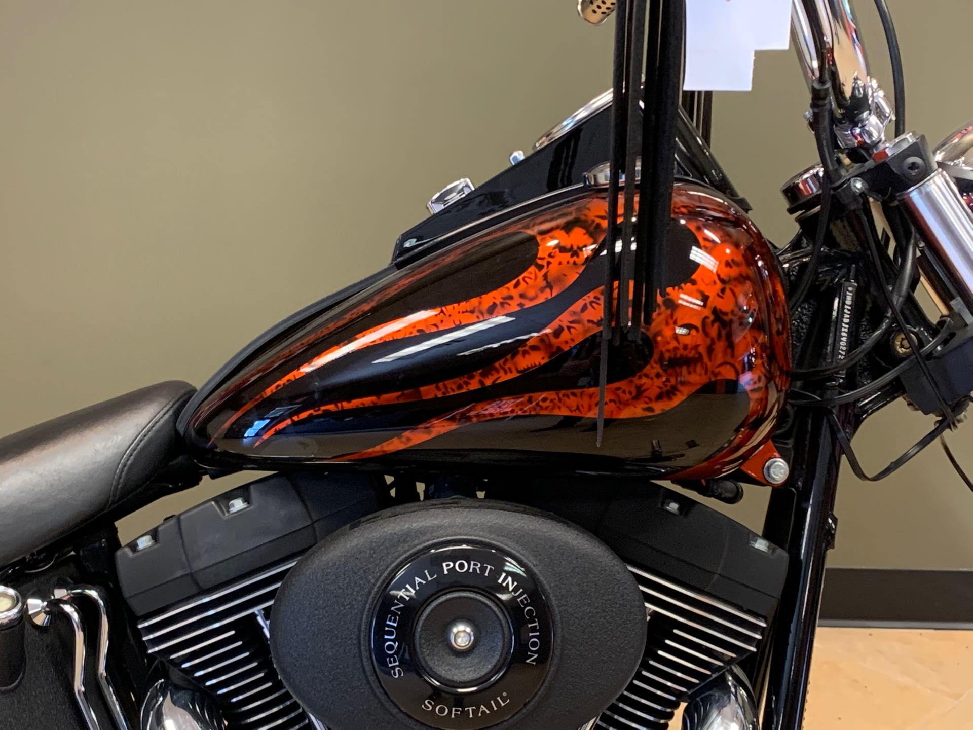 2006 Harley-Davidson Softail Night Train at Loess Hills Harley-Davidson