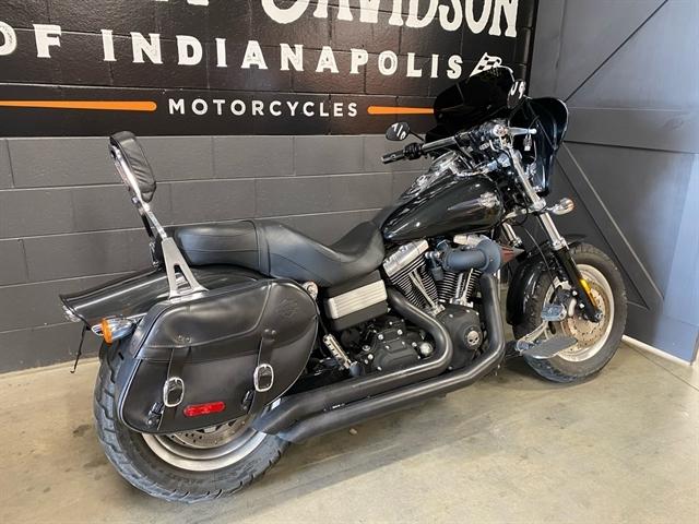 2008 Harley-Davidson Dyna Glide Fat Bob at Harley-Davidson of Indianapolis