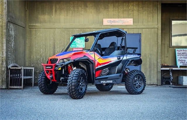 2022 Polaris GENERAL XP 1000 Troy Lee Designs Edition at Sloans Motorcycle ATV, Murfreesboro, TN, 37129