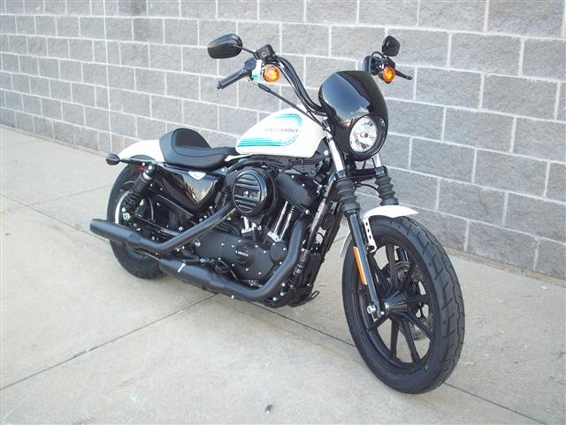 2019 Harley-Davidson XL 1200NS Iron 1200 at Indianapolis Southside Harley-Davidson®, Indianapolis, IN 46237