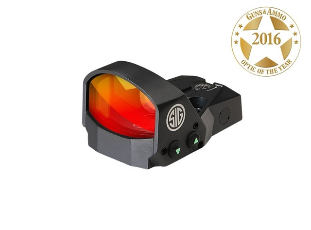 2019 Sig Sauer Optics ROMEO1 Sight 1x30 mm at Harsh Outdoors, Eaton, CO 80615