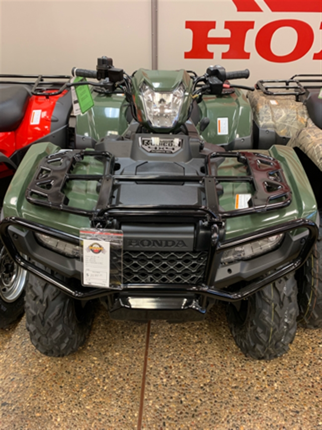 2018 Honda FourTrax Foreman Rubicon 4x4 Automatic DCT at Mungenast Motorsports, St. Louis, MO 63123