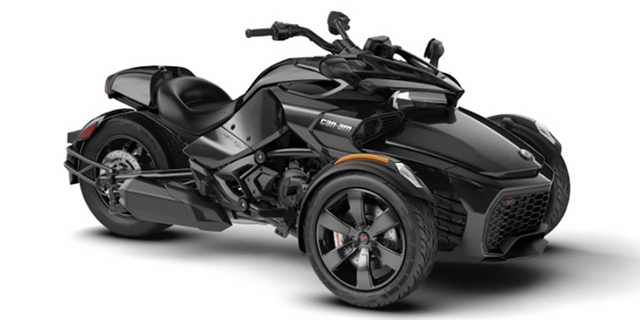2019 Can-Am Spyder F3 Base at Seminole PowerSports North, Eustis, FL 32726