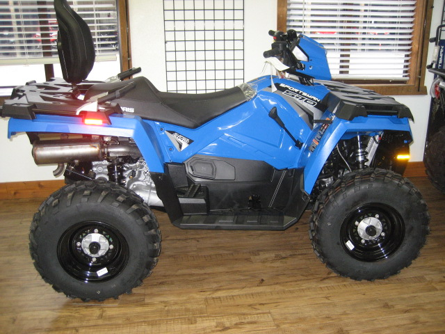 2019 Polaris Sportsman Touring 570 EPS at Fort Fremont Marine, Fremont, WI 54940