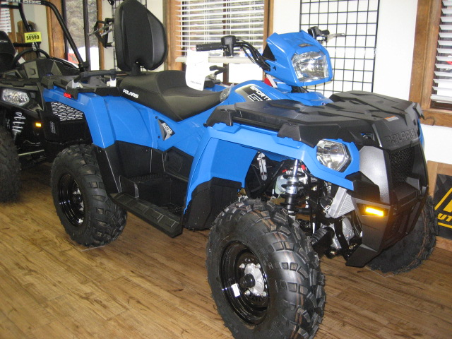 2019 Polaris Sportsman Touring 570 EPS at Fort Fremont Marine Redesign