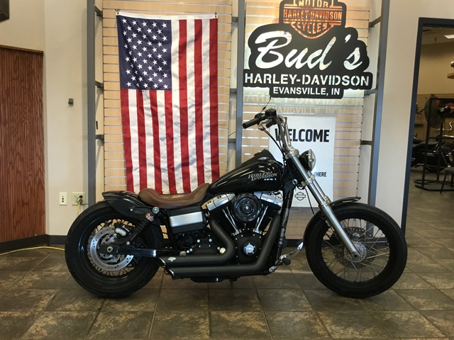 2011 Harley-Davidson DYNA at Bud's Harley-Davidson