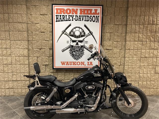 2016 Harley-Davidson Dyna Street Bob at Iron Hill Harley-Davidson