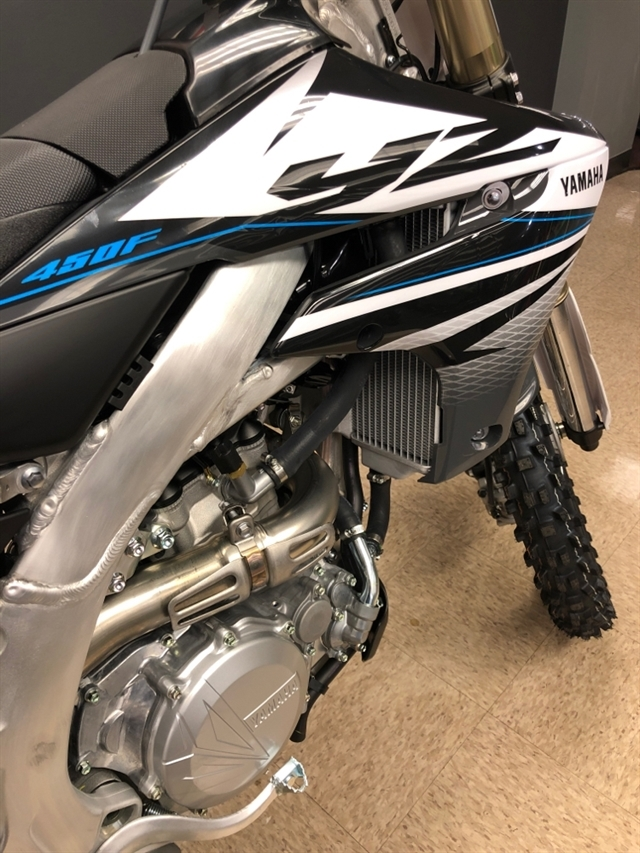 2020 Yamaha YZ 450F at Sloans Motorcycle ATV, Murfreesboro, TN, 37129