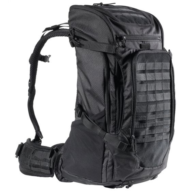 2019 511 Tactical Ignitor Backpack 20L Black at Harsh Outdoors, Eaton, CO 80615