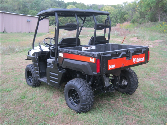 2011 Bobcat/Polaris 3400 at Brenny's Motorcycle Clinic, Bettendorf, IA 52722