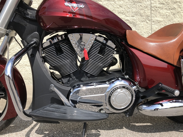 2011 Victory Cross Roads Core Custom at Indian Motorcycle of Northern Kentucky