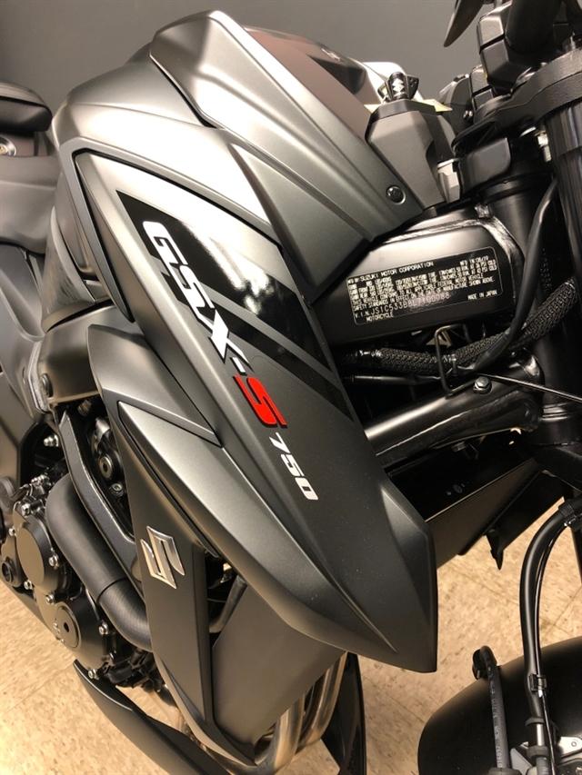 2020 Suzuki GSX-S 750 at Sloans Motorcycle ATV, Murfreesboro, TN, 37129
