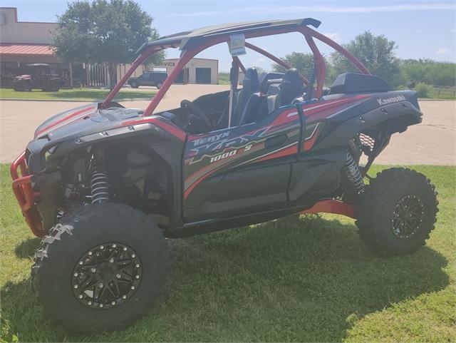 2021 Kawasaki Teryx KRX 1000 eS at Dale's Fun Center, Victoria, TX 77904
